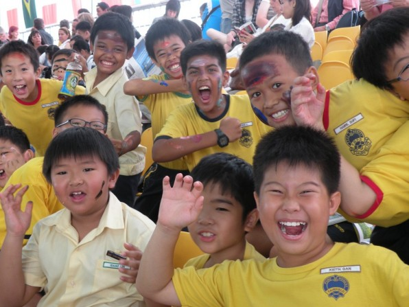 Highlights from Singapore 2010 Youth Olympic Games
