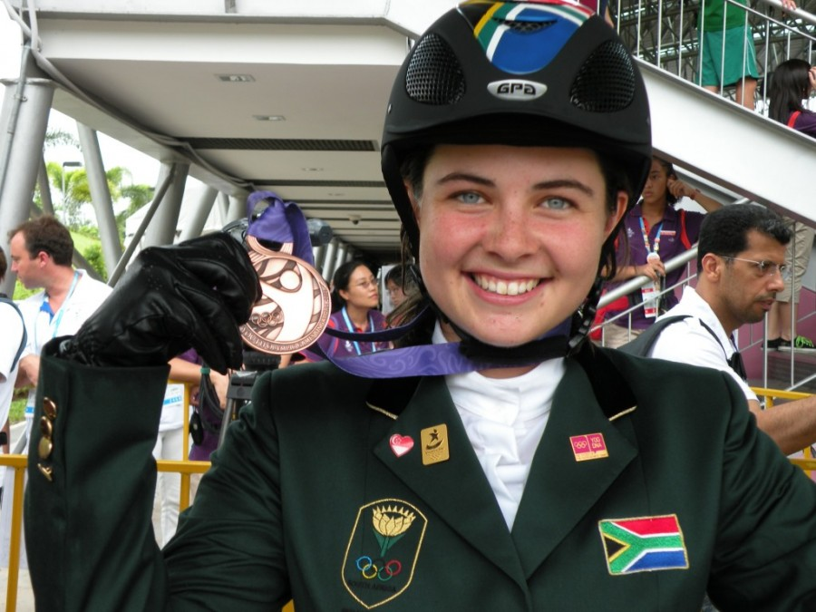 Highlights from the 2010 Youth Olympic Games in Singapore