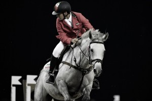 Individual competition – Round A